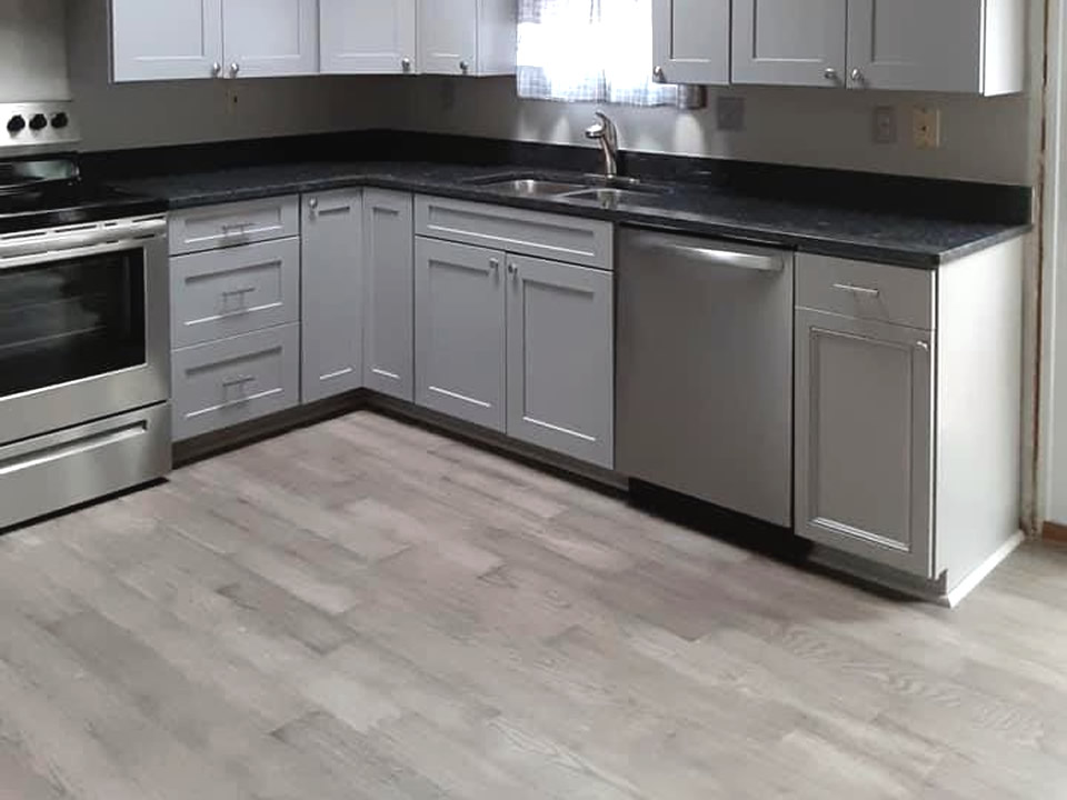 Flooring Services by Mullikin Floors & More